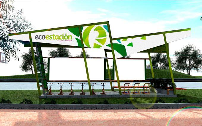 Render // Eco Espacio
