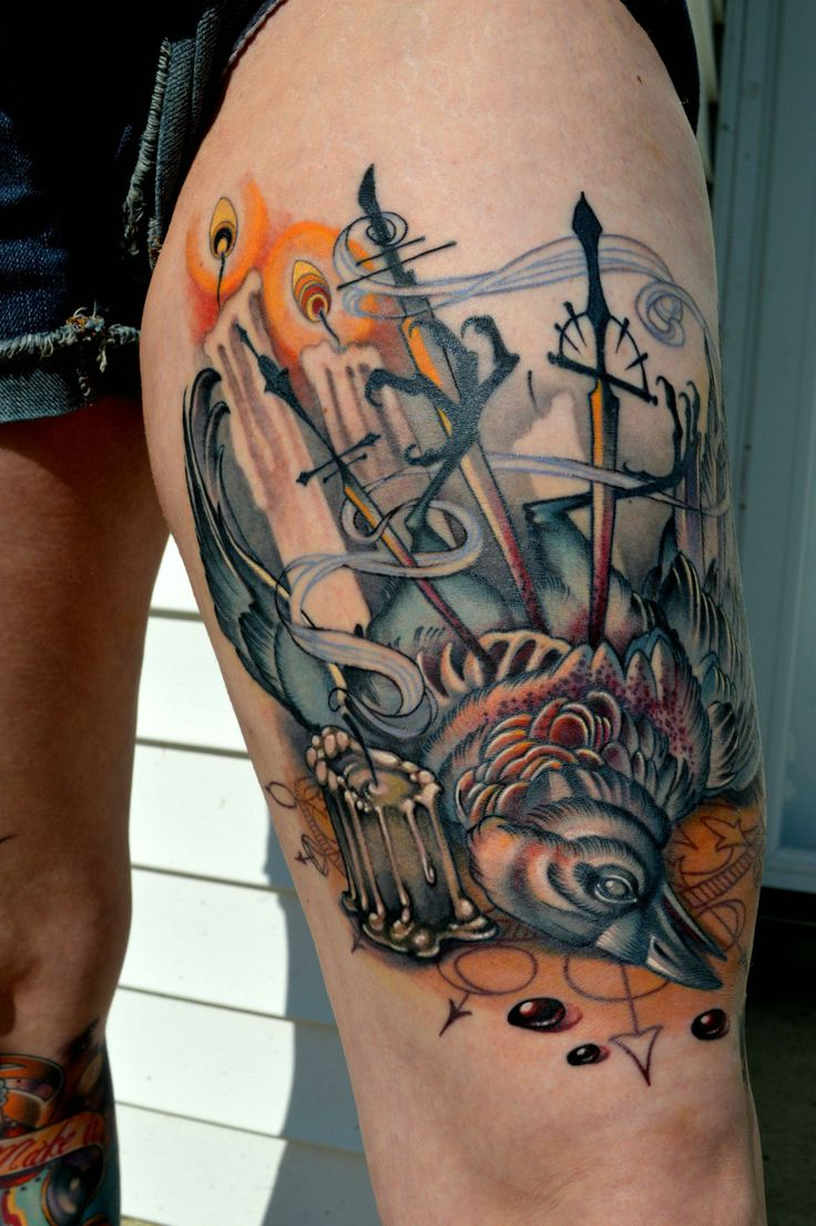 100 best images about tattoo artist teresa sharpe on for Tattoo shops in fort wayne