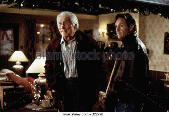 Heimkehr Der Liebe-Das Weihnachtswunder Von St. Nicholas  I'll Be Home Christmas  Jack Palance, Robert Hays - Stock Image