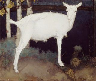 ♞ Artful Animals ♞ bird, dog, cat, fish, bunny and animal paintings - Jan Mankes