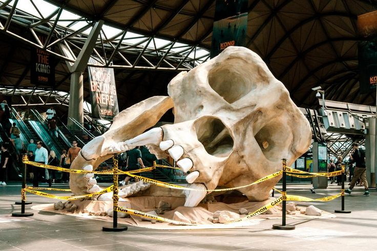 Kong: La isla de la calavera I Warner Bros. I JC Decaux Australia