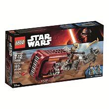 "LEGO Star Wars Le Speeder de Rey (75099) - LEGO - Toys""R""Us"