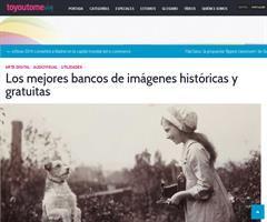 Los mejores bancos de imágenes históricas gratuitas