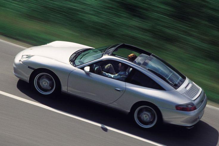 porsche 911 2003 targa | Porsche 911 (996) Targa Carrera 2-door coupé Tiptronic 2001
