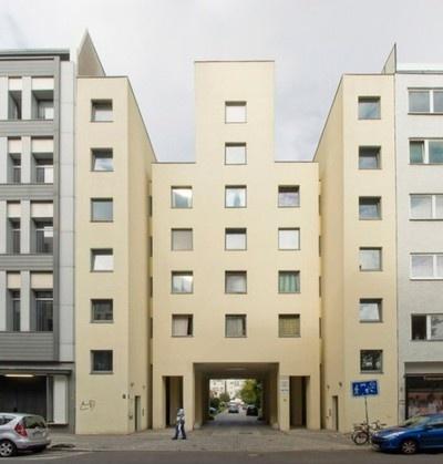 Hejduk in Berlin