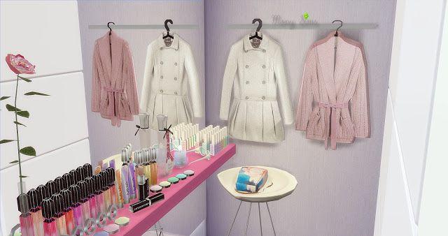 Mony Sims: Clothes Conversion TS2-TS4