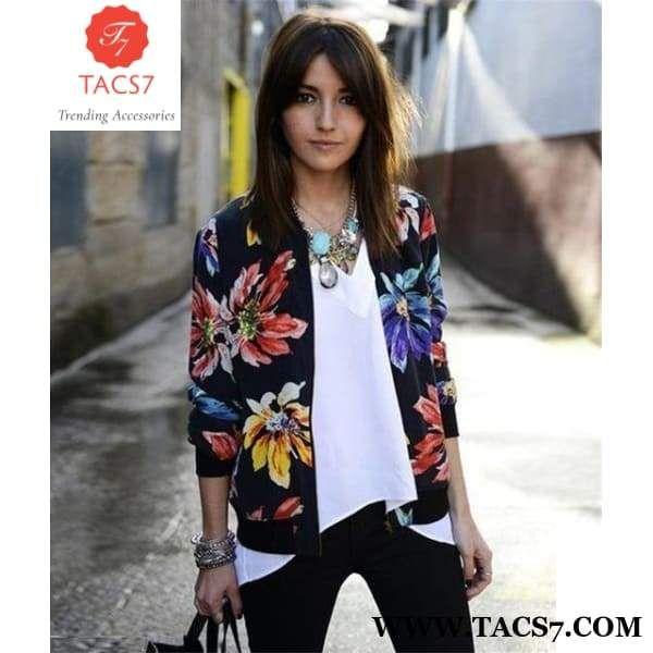 Women Coat Short Outerwear