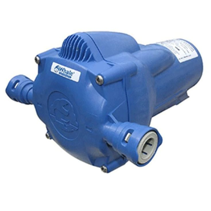Whale FW1214 Watermaster Automatic Pressure Pump - 12L - 45PSI - 12V