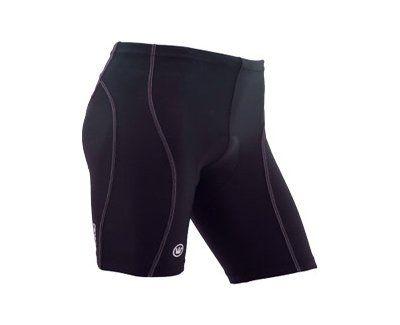 Canari Womens Triathlon Shorts, X-Large, Black - http://ridingjerseys.com/canari-womens-triathlon-shorts-x-large-black/