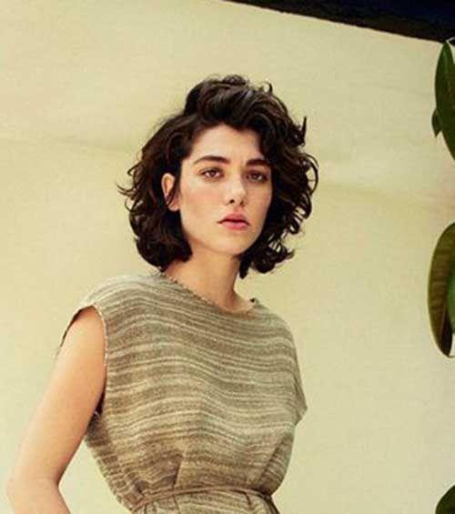 Sehr beliebt Curly Short Frisuren, die jede Dame sehen muss