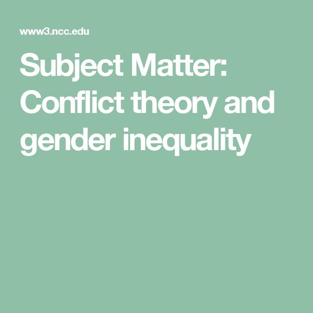 an analysis of the gender inequality in life and art Despite massive progress, women's rights remains a critical issue throughout the world here are 10 examples of gender inequality existing in the world.