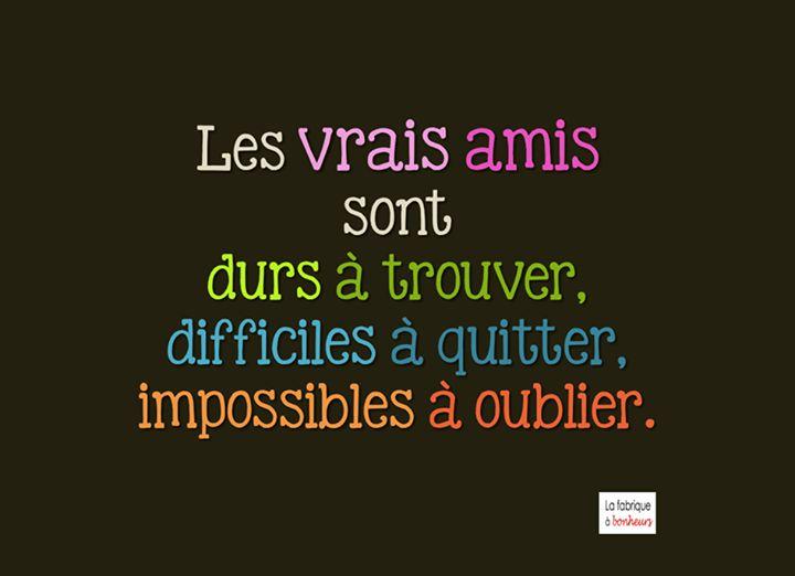 49 Best Texte : Amitié. Images On Pinterest