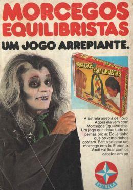 Morcegos Equilibristas (1989)