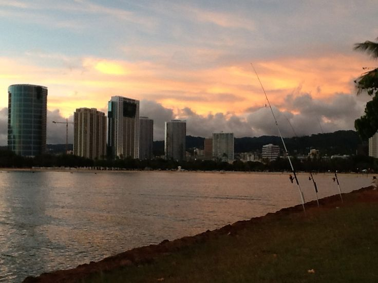 46 best images about sunsets on pinterest beautiful for Moana fishing pole