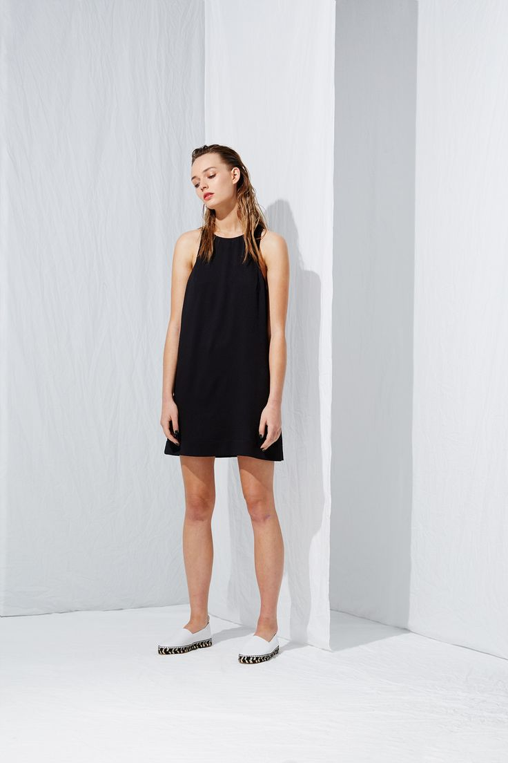 Mini Dress from the latest L.W.B. collection by Australian fashion designer LIFEwithBIRD Summer'15