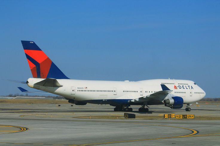 Ultimele zboruri cu Boeing 747-400 Delta