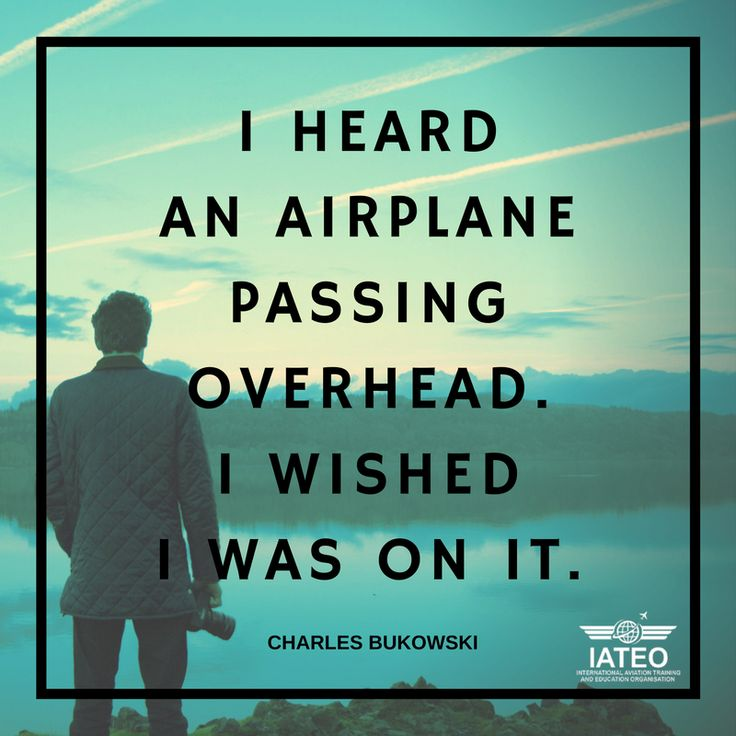 #Aviation #Quotes #Airplane