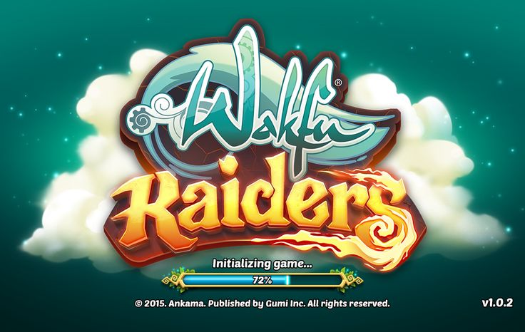 """Check out this @Behance project: """"UI: Wakfu Raiders (2015)"""" https://www.behance.net/gallery/25139937/UI-Wakfu-Raiders-(2015)"""
