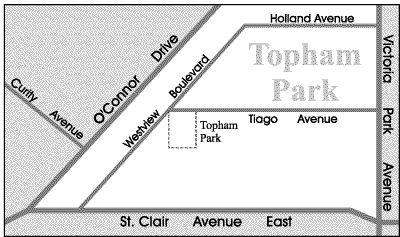 Toronto Neighbourhood Guide - Topham Park - Neighbourhoods