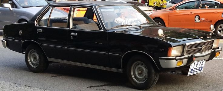 Record Royal (based on Opel Rekord)