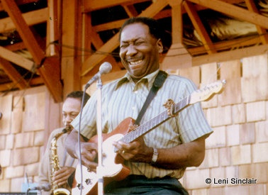 MUDDY WATERS 11 x 14 color print SIGNED by legendary photographer Leni Sinclair   Dreamtraveler247, $50.00