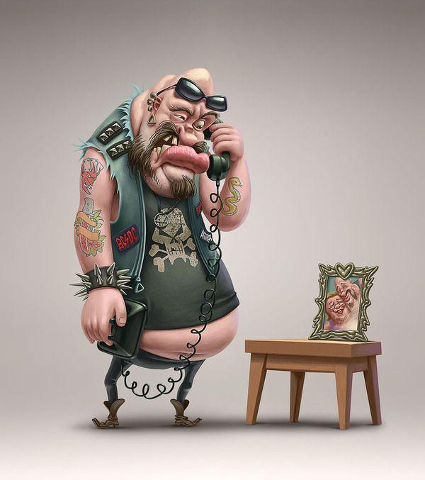 резьба художники смеются прикольные картинки складывается жизнь