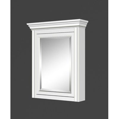 Best Of White Wood Medicine Cabinet Surface Mount