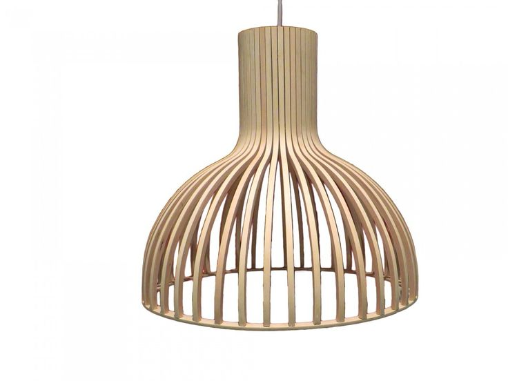 Secto+Design+Seppo+Koho+Victo+Pendant+Light+Natural+in+46cm
