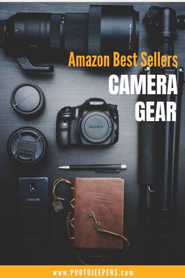Amazon Best Seller Lists For Travel And Photography Photojeepers In 2020 Camera Gear Gopro Photography Best Camera