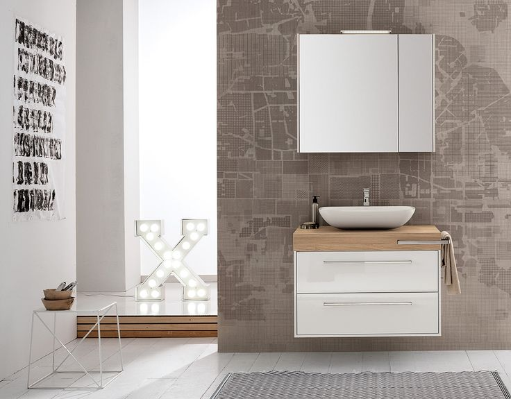 Modern tones for this version of Summit 2.0 06 by #Mastella #interiors #interiordesign #furniture #bath #bathroom #bathdesign