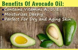 ∆ Avocado Oil...Avocado Oil for Skin...~ This oil is high in sterolin, and studies show that sterolin reduces the occurrence of age spots and help to softens the skin. ~ Oil from avocado is very helpful for dry and itchy skin. ~ It also increases the production of collagen, and prevents aging of the skin Read more at Buzzle: http://www.buzzle.com/articles/avocado-oil-for-skin.html