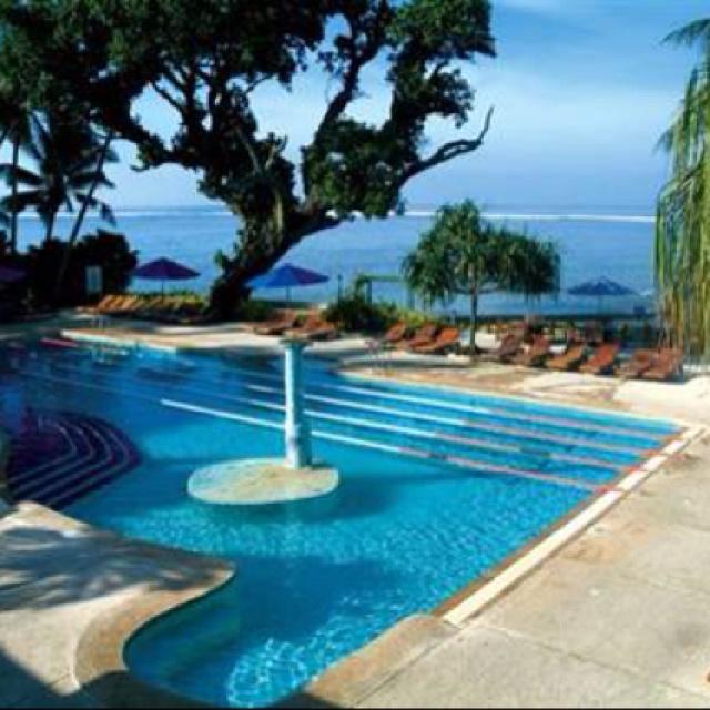 Fiji - Hideaway resort & Spaaaah ;-)