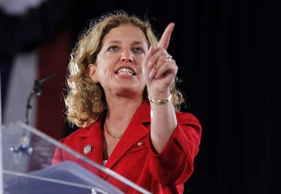 """As The World Turns . . . Against Debbie Wasserman Schultz   Daily Kos   """"The world of the Democratic party, that is. Yep - it's turning into a real soap opera. As the days go by, the people protesting and the articles coming out against Debbie Wasserman Schultz are getting uglier."""" Click to read and share the full article."""