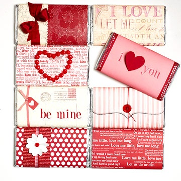 valentine wrappers