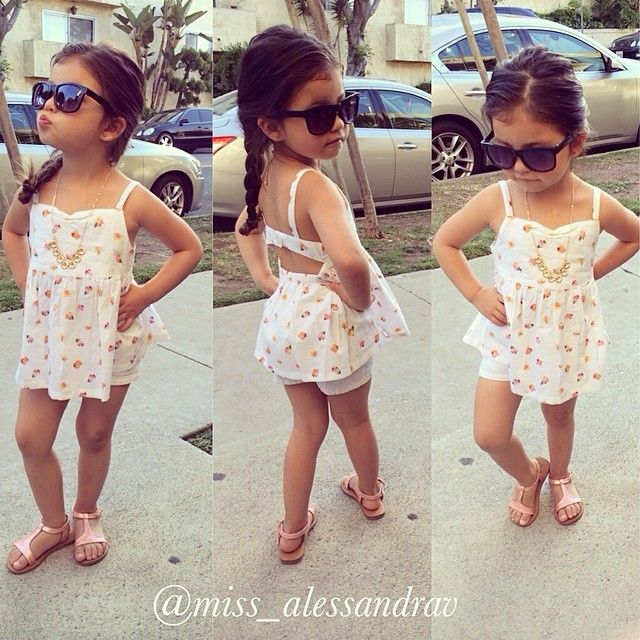 Future daughters style..