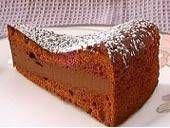Torta Di Cioccolata E Nocciuole / taart met chocolade en hazelnoten