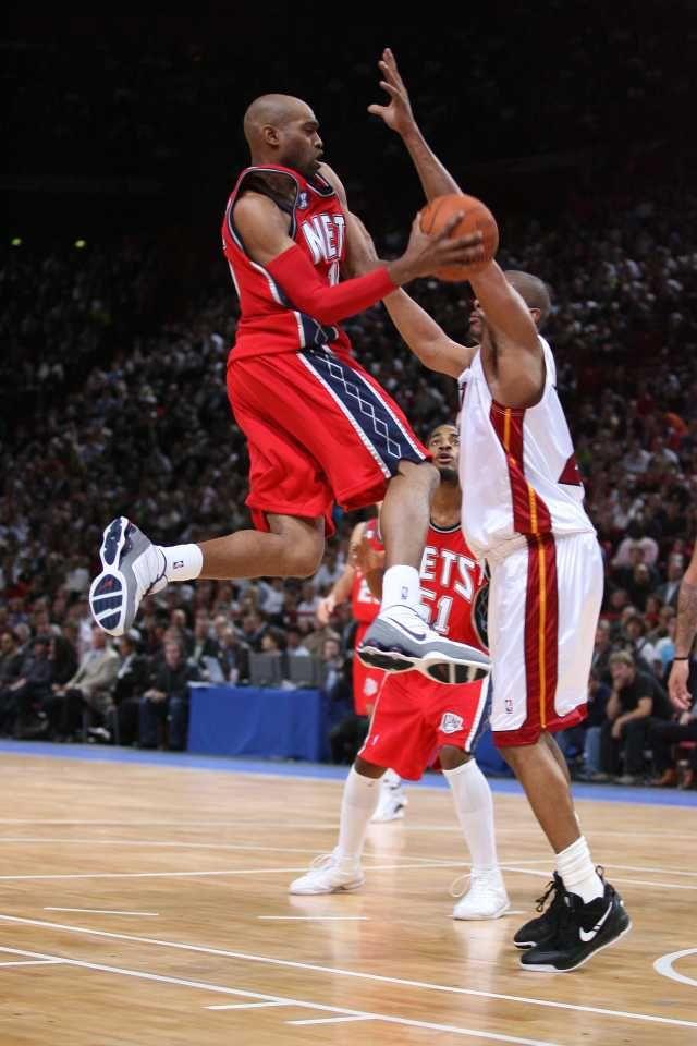 Vince Carter / New Jersey Nets / NBA