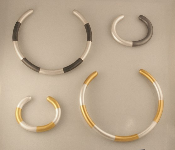 Jewellery by Estonian designer Ülle Kõuts