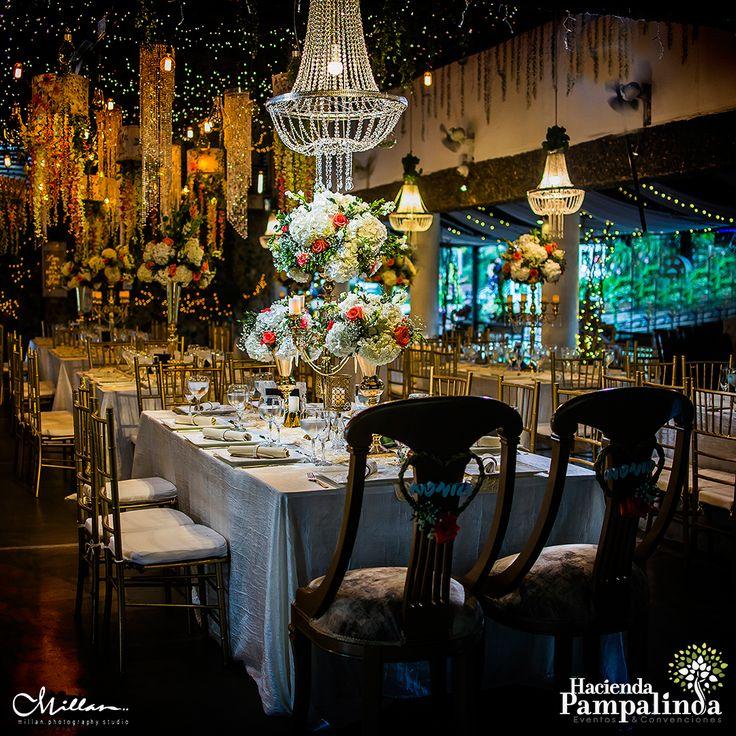Contrata a las personas que realmente te gustan. Es probable que estés invirtiendo mucho dinero en el día de tu boda, por lo que debes invertir tus recursos con los proveedores que realmente te gustan. No sólo estarán contigo durante muchas horas el día de tu boda, sino que también tendrás que trabajar con ellos en los meses previos al evento. 👰💖🤵🏻Fotografía cortesía de Millan fotografía #BodasCali #BodasCampestresCali #HaciendaPampalinda