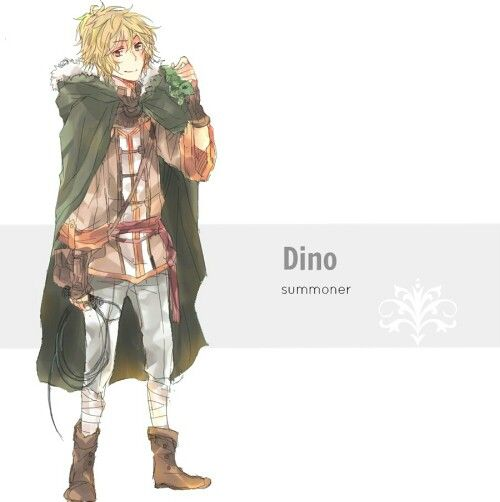Khr special edition: Dino