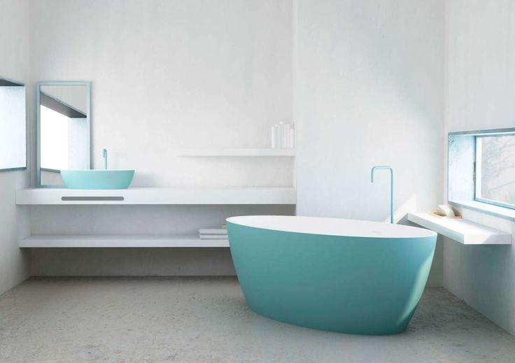 Bath Trend: 10 Products Bringing Color Back, Boldly or Subtly - example.com
