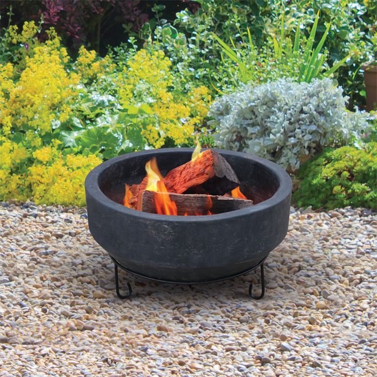 The 25+ best Clay fire pit ideas on Pinterest | Fire pit ...