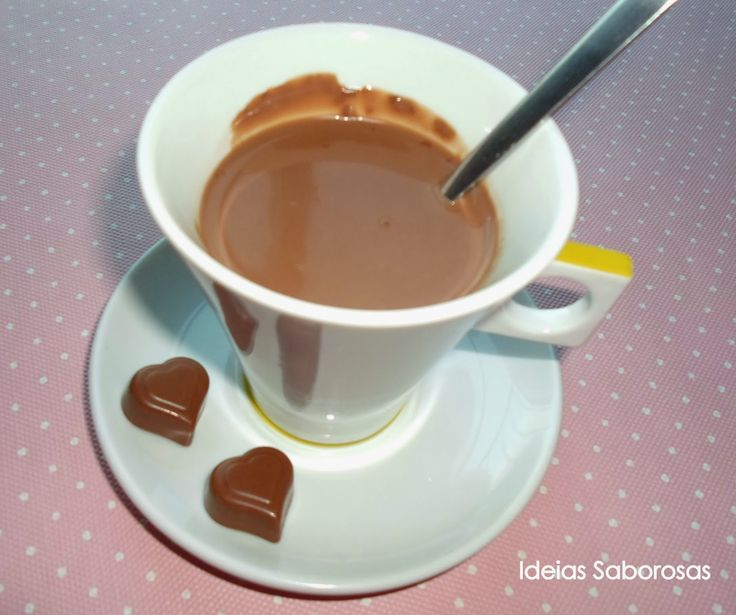 Hot Chocolate | Chocolate Quente
