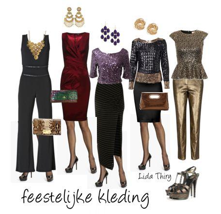 De dresscode is Feestelijke kleding. Wat draag je dan? | www.lidathiry.nl | klik op de foto voor het blog.