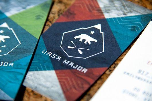 Ursa Major: Skin Care, Business Card Design, Logos Design, Creative Business Card, Graphics Design, Graphics Projects, Cars Accessories, Ursa Major, Businesscard