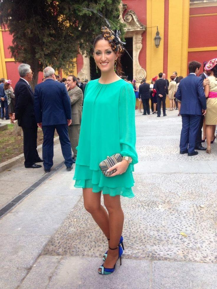 Beautylistas: Boda en Sevilla: ideas invitada de boda de día