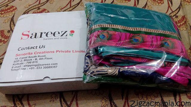 Zig Zac Mania: Sareez.com: Website & Product Review