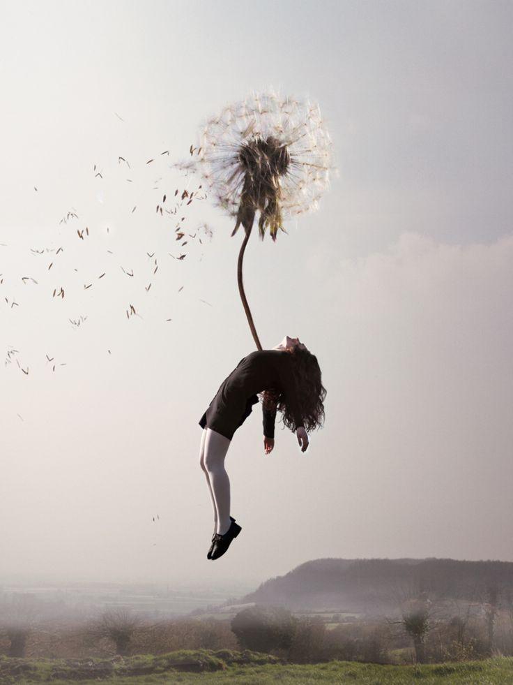 maia flore sleep elevation girl flying chicquero dundelion