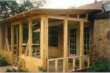 diy screened in porch - Bing Images
