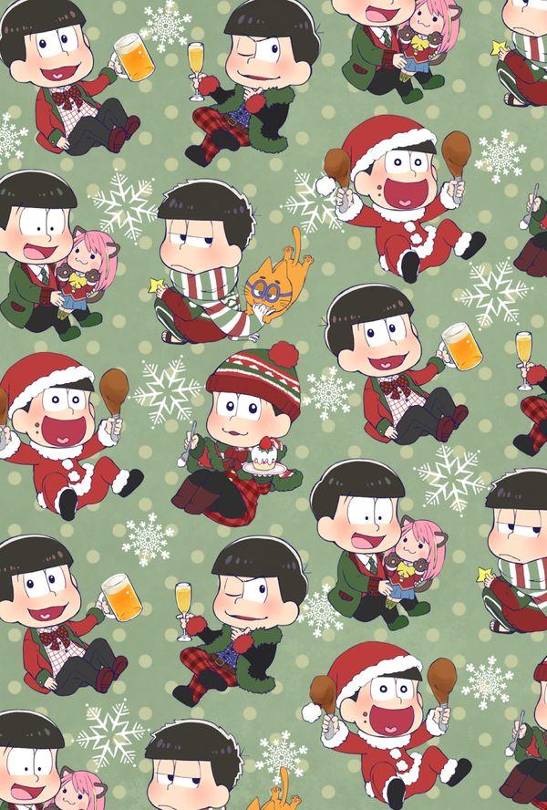 おそ松さん Osomatsu-san  Christmas